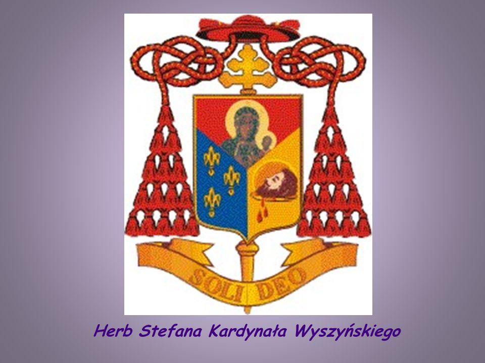 Herb Stefana Kardynała Wyszyńskiego