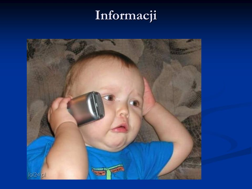 Informacji