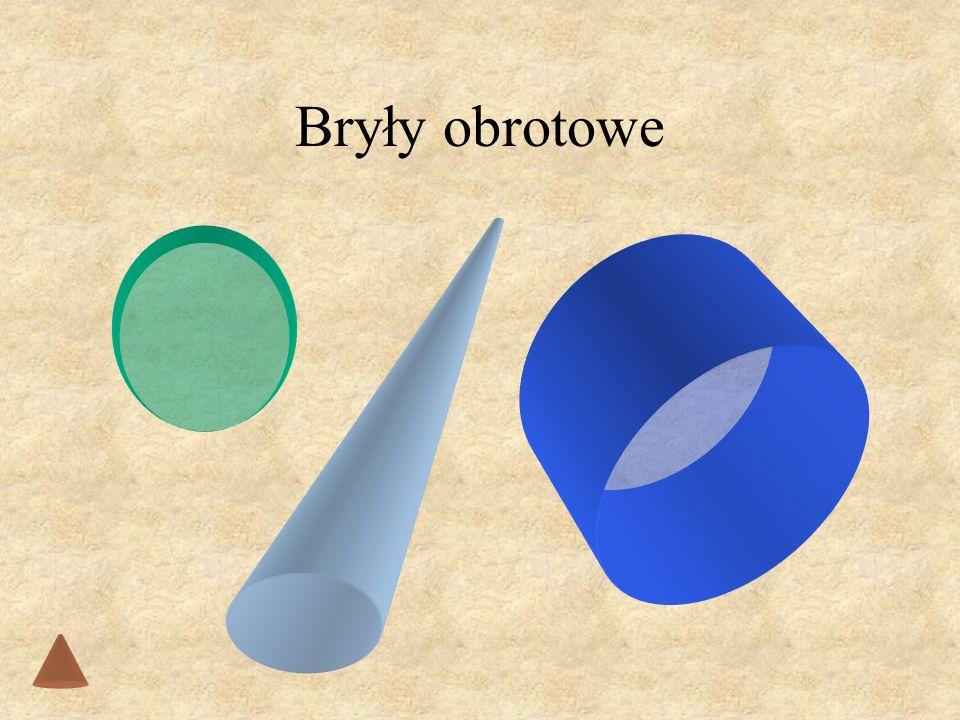 Przykładem ostrosłupa prawidłowego jest czworościan foremny.