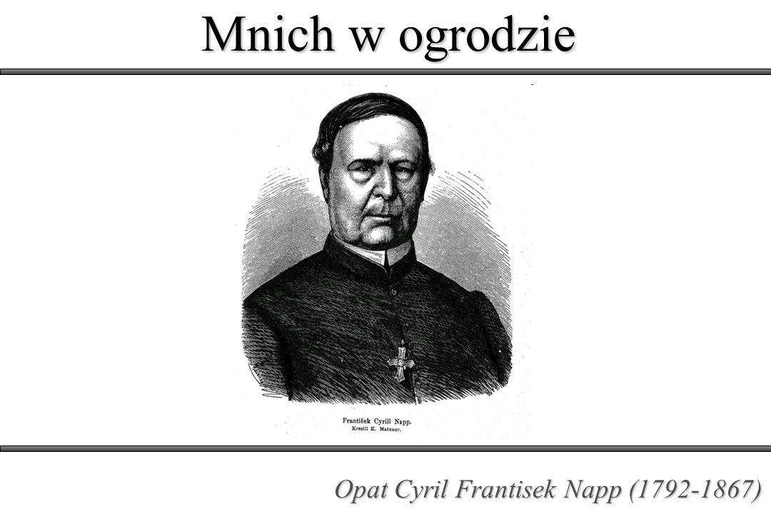 Nadejdzie jeszcze mój dzień … Gregor Mendel