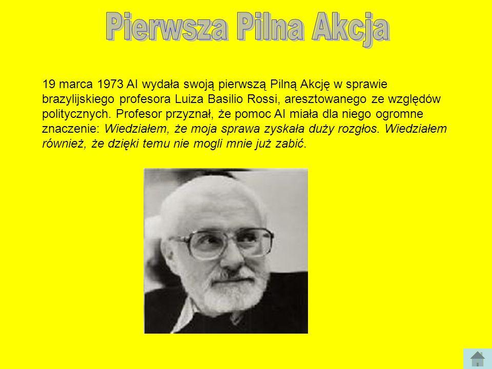 Pióro Nadziei to nagroda przyznawana od 2002 roku przez Amnesty International Polska za najlepszy tekst poświęcony prawom człowieka.
