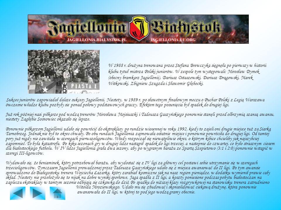 Informacje Prezentacja została stworzona przez ucznia Publicznego Gimnazjum nr 8 w Białymstoku Informacje wraz z fotografiami w prezentacji zostały zaczerpnięte ze stron o tematyce białostockiej: www.bialystokonline.pl www.city.bialystok.pl