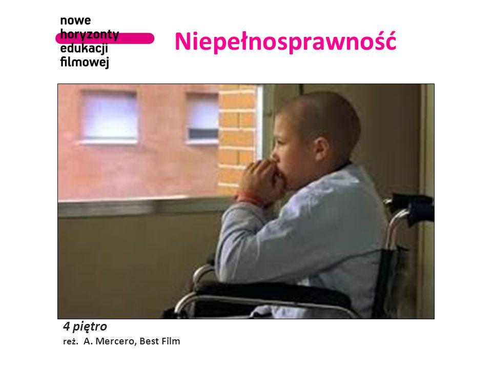Niepełnosprawność 4 piętro reż. A. Mercero, Best Film