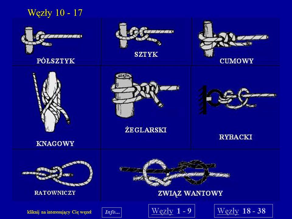 Węzły 1 - 9 kliknij na interesujący Cię węzeł Węzły 18 - 38 Węzły 10 - 17 Info...