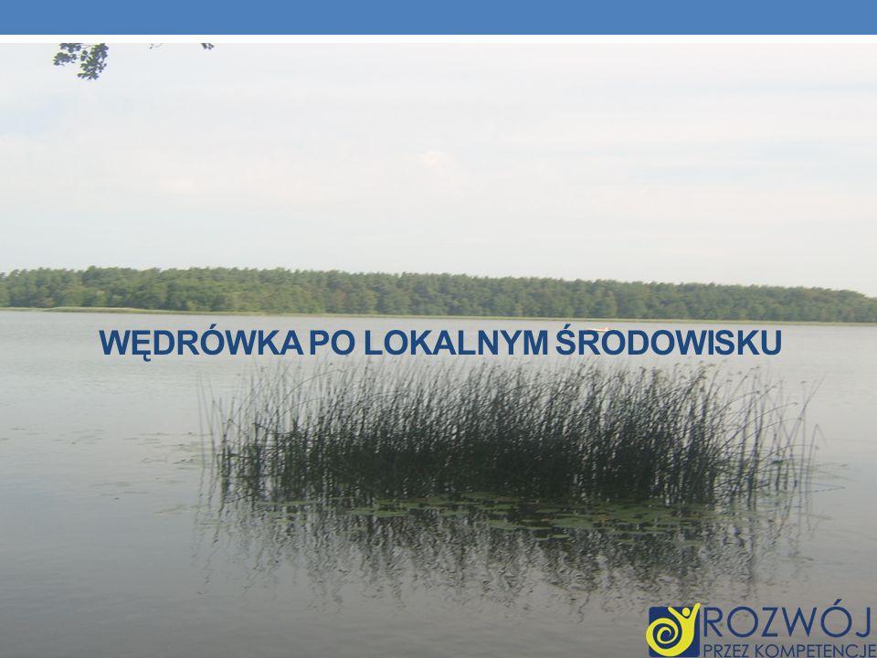 PODATNOŚĆ JEZIORA BIAŁEGO NA DEGRADACJĘ Lp.WskaźnikWartość wskaźnikaKategoriaPunktacja 1.głębokość średnia (m)8,722 2.V jeziora (tys.
