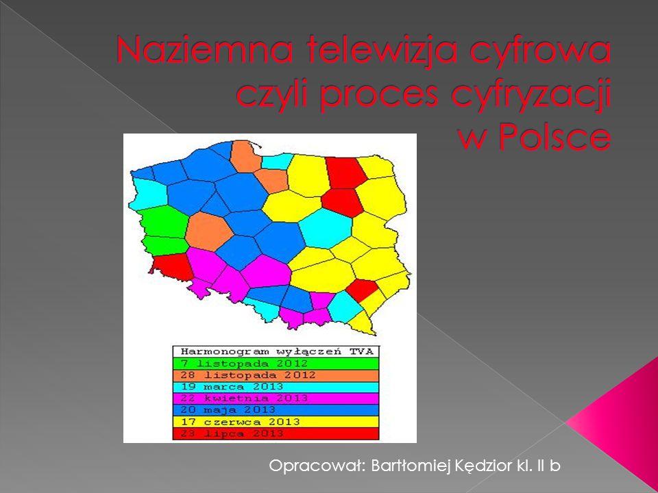 Opracował: Bartłomiej Kędzior kl. II b