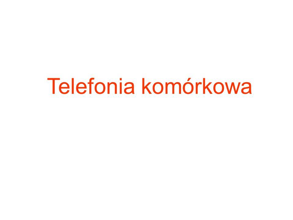 Sieć WiFi działa w darmowym paśmie częstotliwości: 2.4 do 2.485 GHz 5 GHz W wielu krajach na świecie dostęp do sieci WiFi jest bezpłatny - firmy i instytucje (posiadające nadmiarowe łącza internetowe) - nadajniki WiFi - udostępniają sieć za darmo
