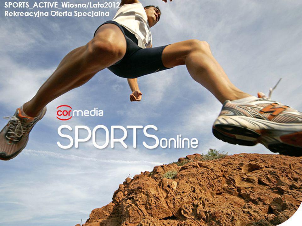 SPORTS_ACTIVE_Wiosna/Lato2012 Rekreacyjna Oferta Specjalna
