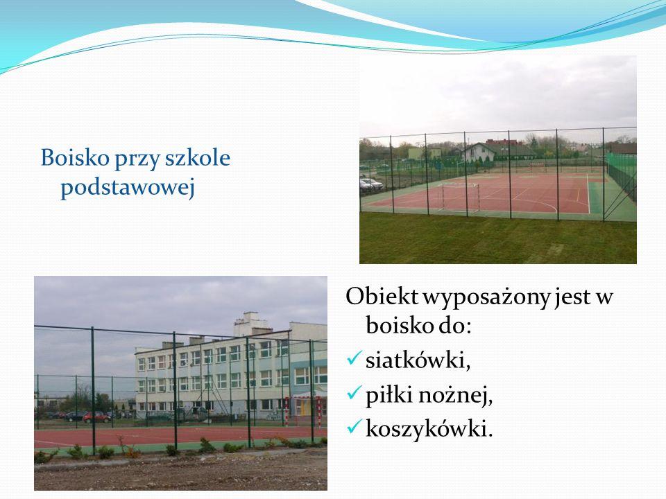 Korty tenisowe Cennik: Dla mieszkańców gminy Komorniki a) dni powszednie 10zł/ godz.
