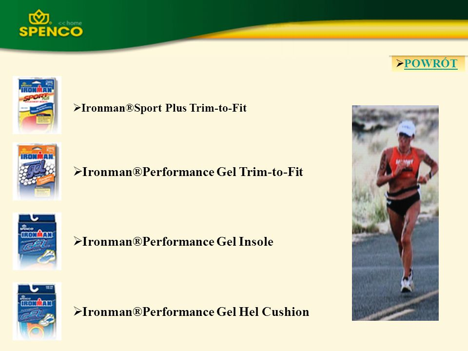 Ironman®Sport Plus Trim-to-Fit Ironman®Sport Plus Trim-to-Fit Ironman®Performance Gel Insole Ironman®Performance Gel Insole Ironman®Performance Gel Tr