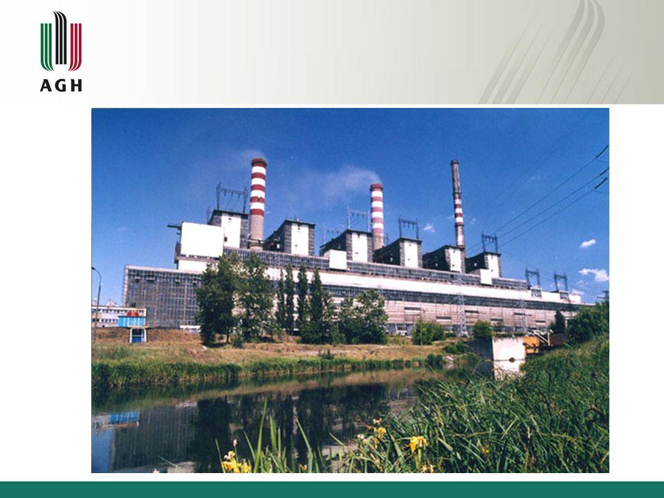 Kierunki wykorzystania odpadów Żużle ze spalania węgla10 01 01 Całość powstającego odpadu jest aktualnie składowana w oczekiwaniu na wydanie aprobaty technicznej IBDiM, dopuszczającej go do stosowania w budownictwie drogowym Popioły lotne z węgla10 01 02 Odpad jest sprzedawany i jego sprzedaż sukcesywnie wzrasta, dla celów budownictwa drogowego Stałe produkty odsiarczania gazów odlotowych (reagips) 10 01 05 Ponad 90% wytworzonego odpadu jest sprzedawana do firm zajmujących się produkcją materiałów budowlanych opartych na gipsie.