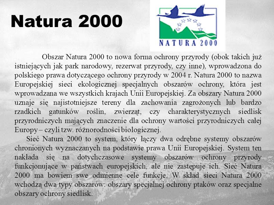 Karkonosze jako obszar Natura 2000.