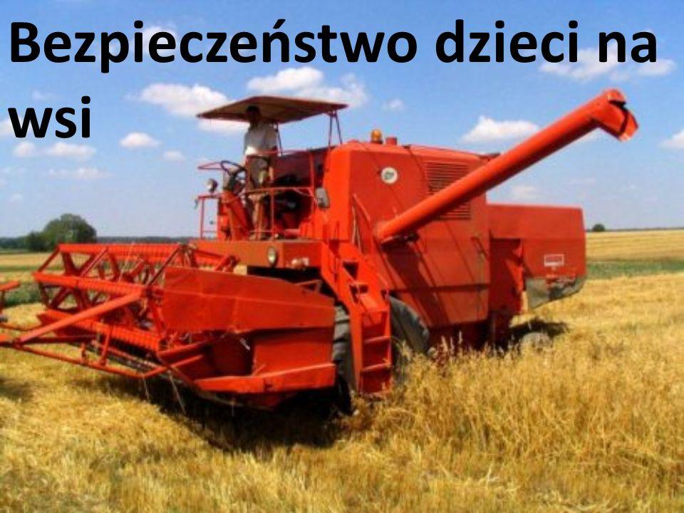 W każdym gospodarstwie powinna być gaśnica proszkowa o masie co najmniej 5 kg (jedna na 300 m kw.