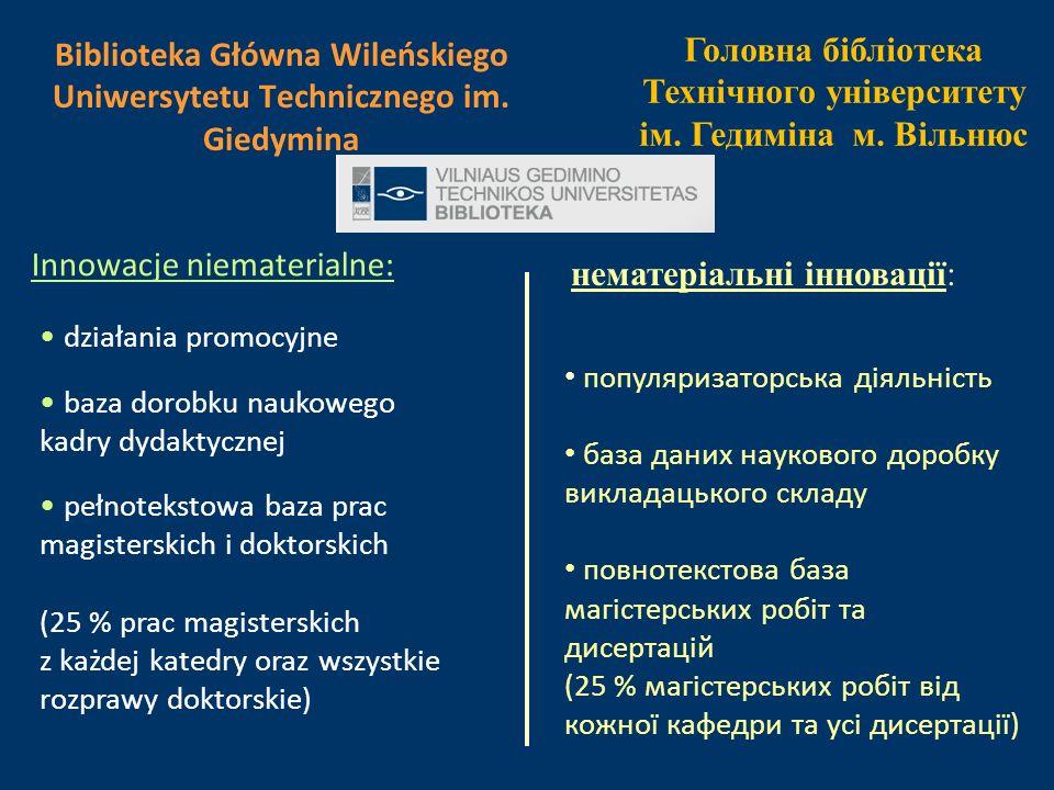 Biblioteka Główna Wileńskiego Uniwersytetu Technicznego im.