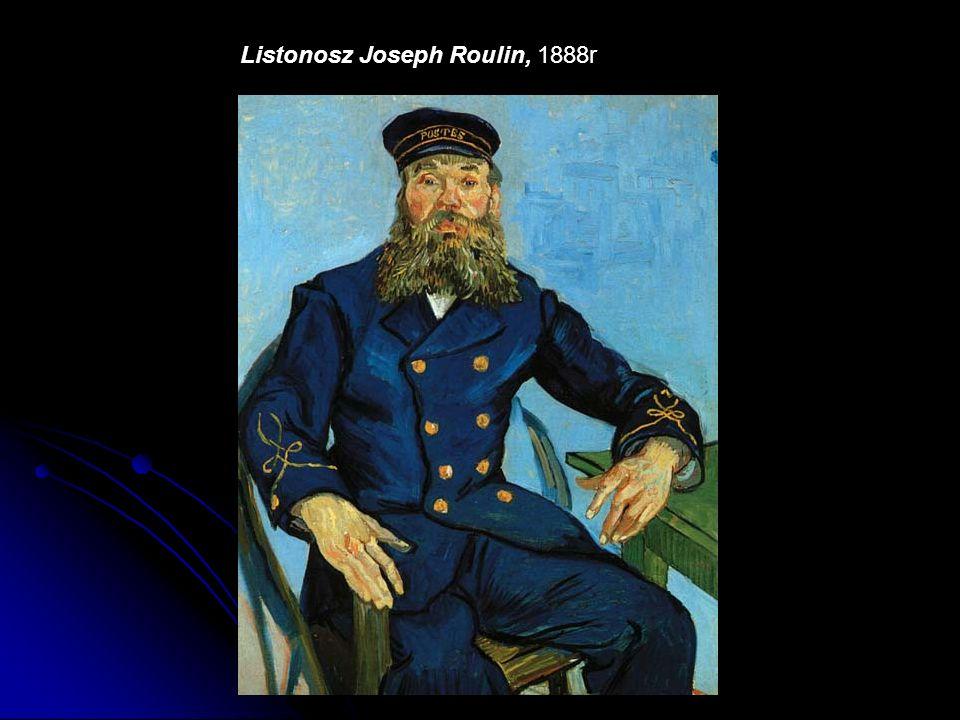Listonosz Joseph Roulin, 1888r