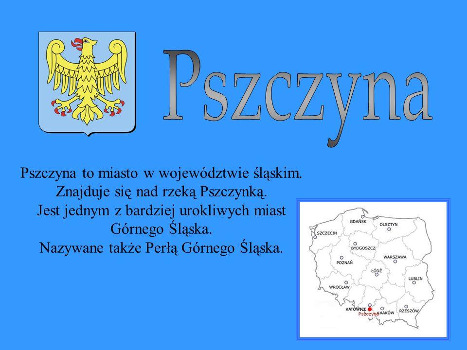 Pszczyna to miasto w województwie śląskim. Znajduje się nad rzeką Pszczynką. Jest jednym z bardziej urokliwych miast Górnego Śląska. Nazywane także Pe