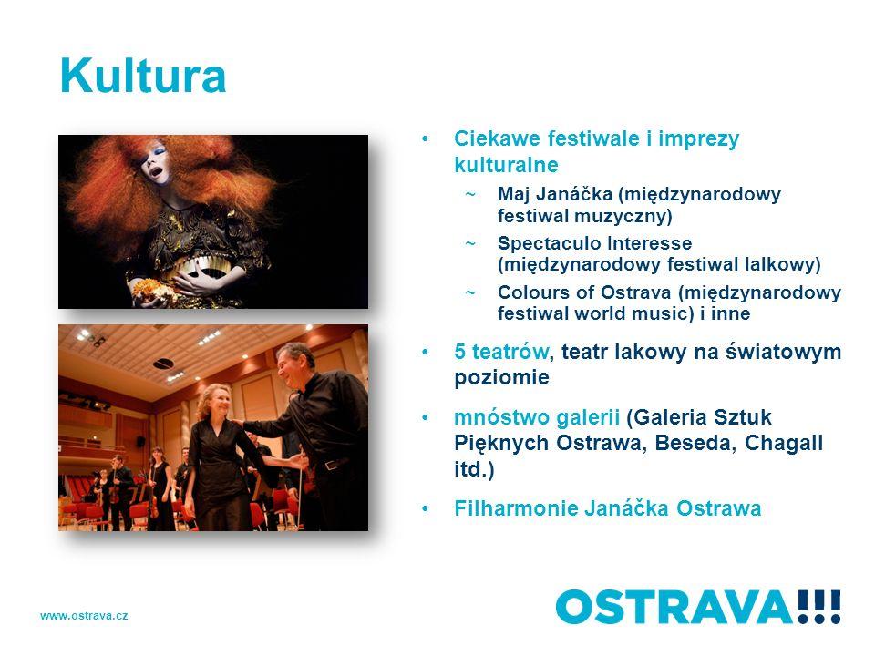Kultura Ciekawe festiwale i imprezy kulturalne ~Maj Janáčka (międzynarodowy festiwal muzyczny) ~Spectaculo Interesse (międzynarodowy festiwal lalkowy)