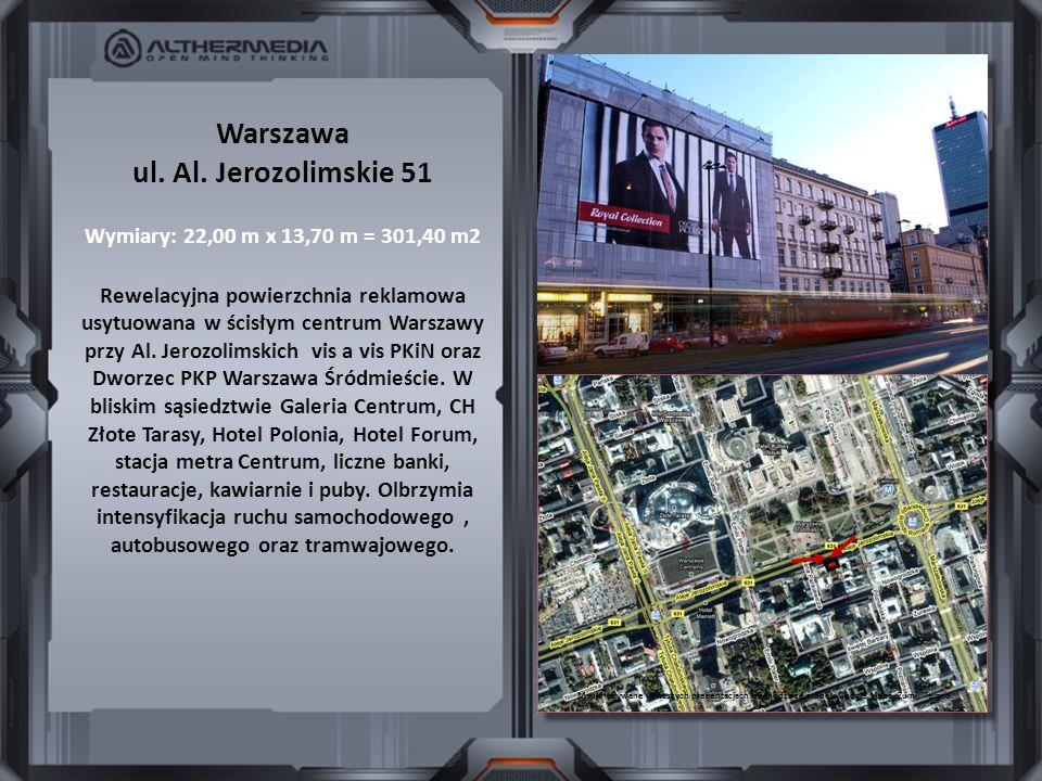 Warszawa ul. Al.
