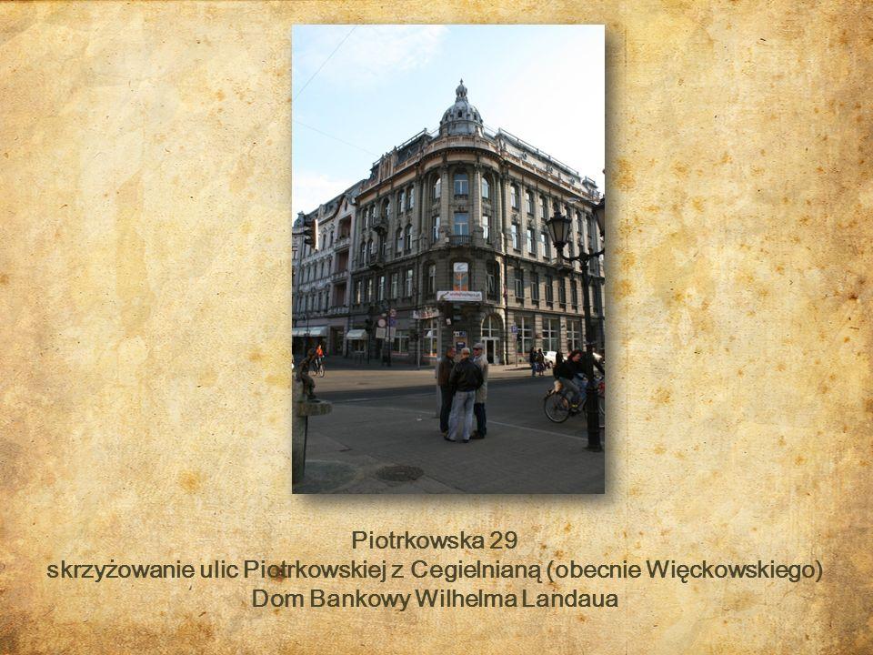 Zielony Rynek obecnie Plac Barlickiego (widok od ul. Zielonej)