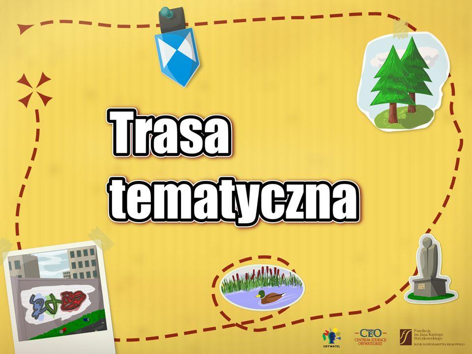 Którego ze szlaków tematycznych NIE znajdziemy w Polsce.