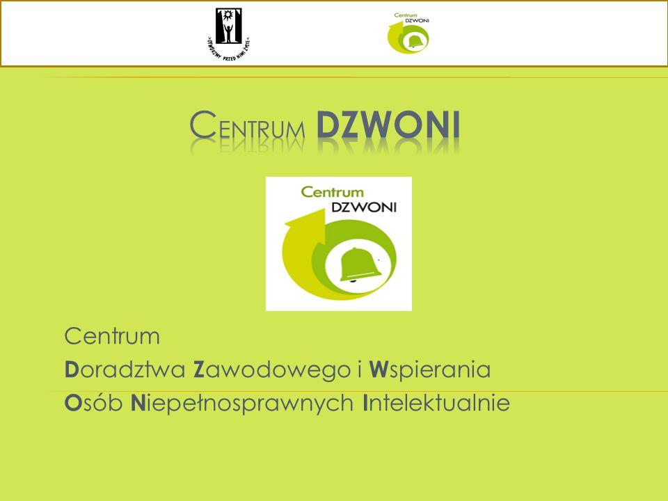 Centrum D oradztwa Z awodowego i W spierania O sób N iepełnosprawnych I ntelektualnie