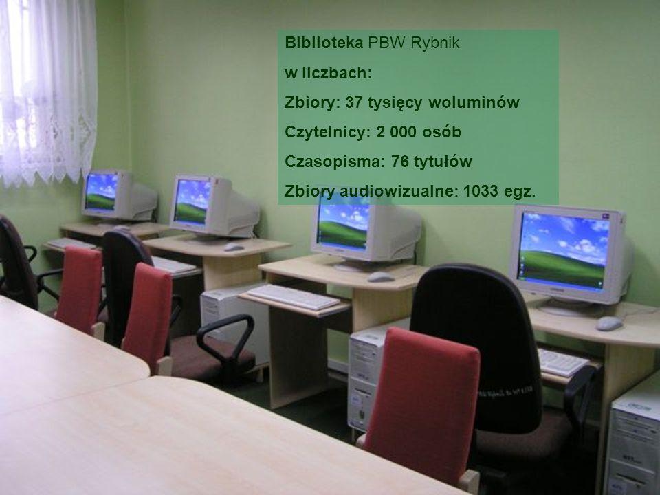 Kolejnym krokiem w zakresie komputeryzacji będzie udostępnienie katalogu bibliotecznego w Internecie.