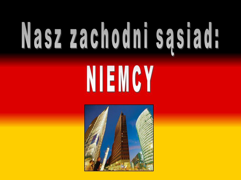 Flaga Niemiec Herb Niemiec