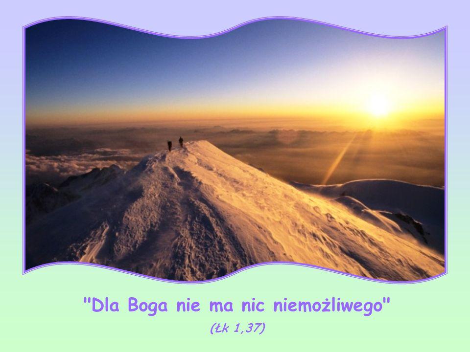 Istnieje tylko jedno ograniczenie Bożej wszechmocy, a jest nim wolność ludzka. Może ona sprzeciwić się Jego woli, czyniąc człowieka bezsilnym, chociaż