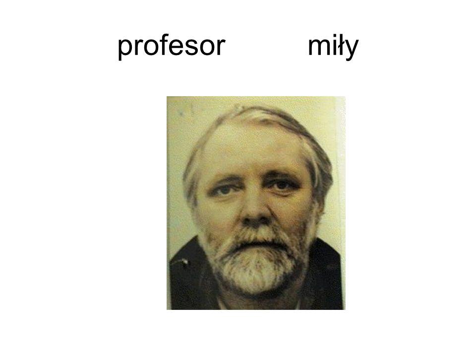 profesormiły