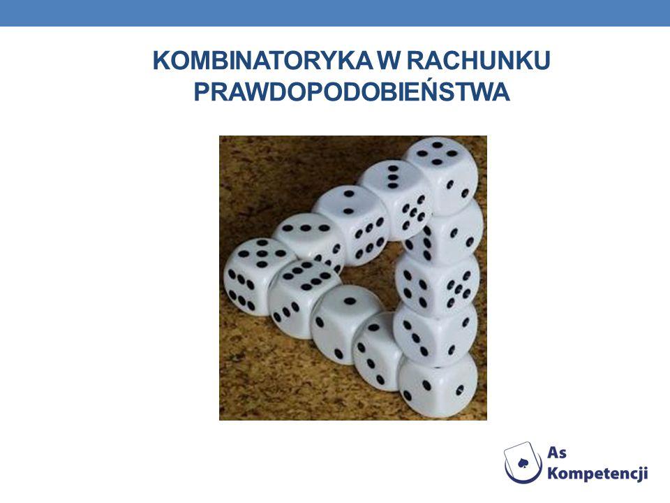 NASZ PROJEKT: 1.Pojęcie kombinatoryki i silni. 2.