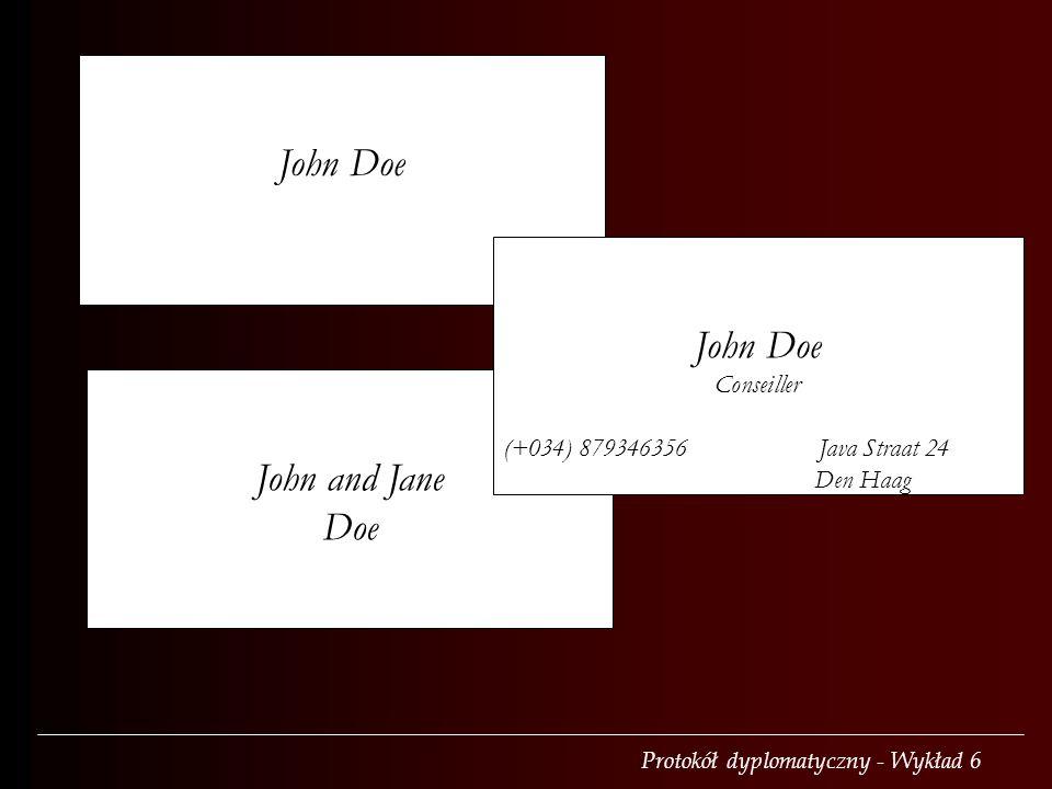 John Doe John and Jane Doe John Doe Conseiller (+034) 879346356 Java Straat 24 Den Haag