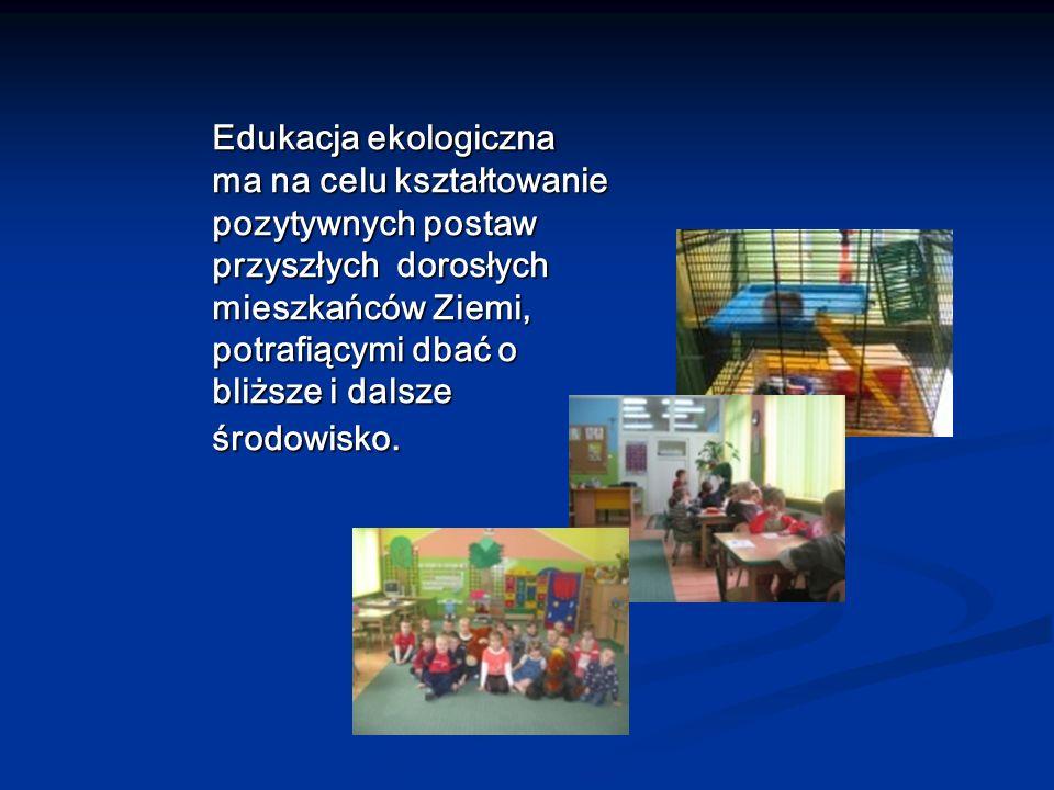 W placówce panuje rodzinna atmosfera, dzięki której dzieci czują się bezpieczne i dowartościowane.
