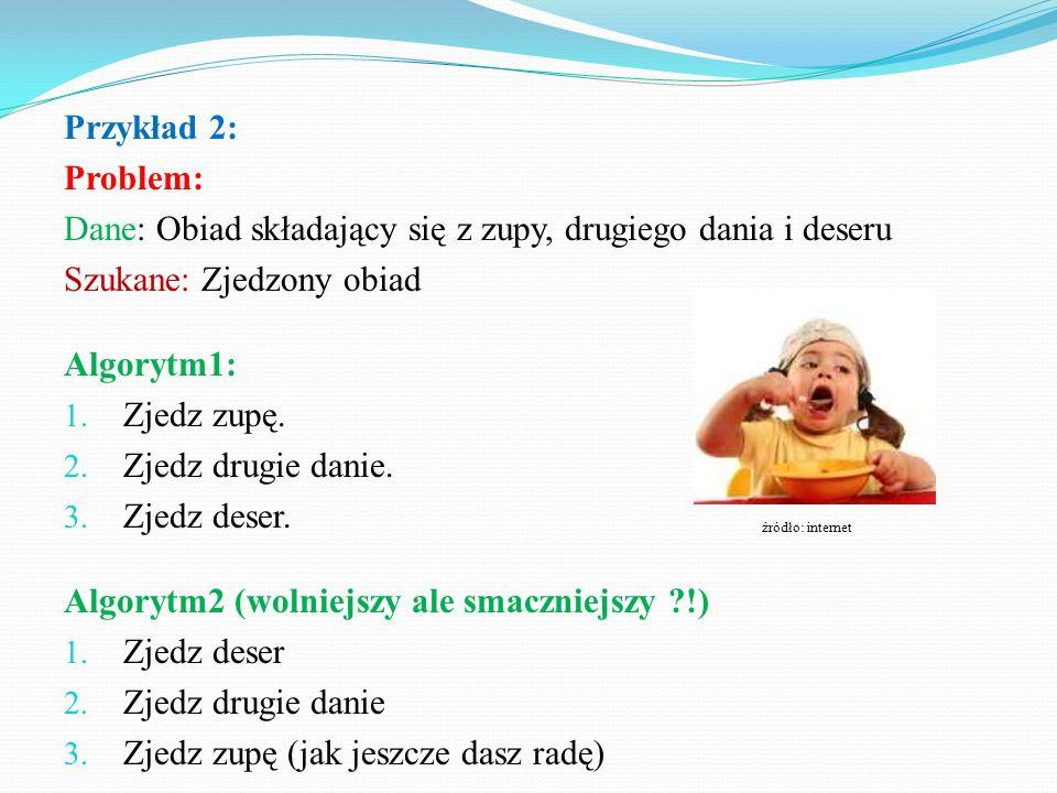 Zagadka Dane: Na urodziny Adaś zaprosił czwórkę swoich przyjaciół: Basię, Czarka, Dorotkę i Ewę.