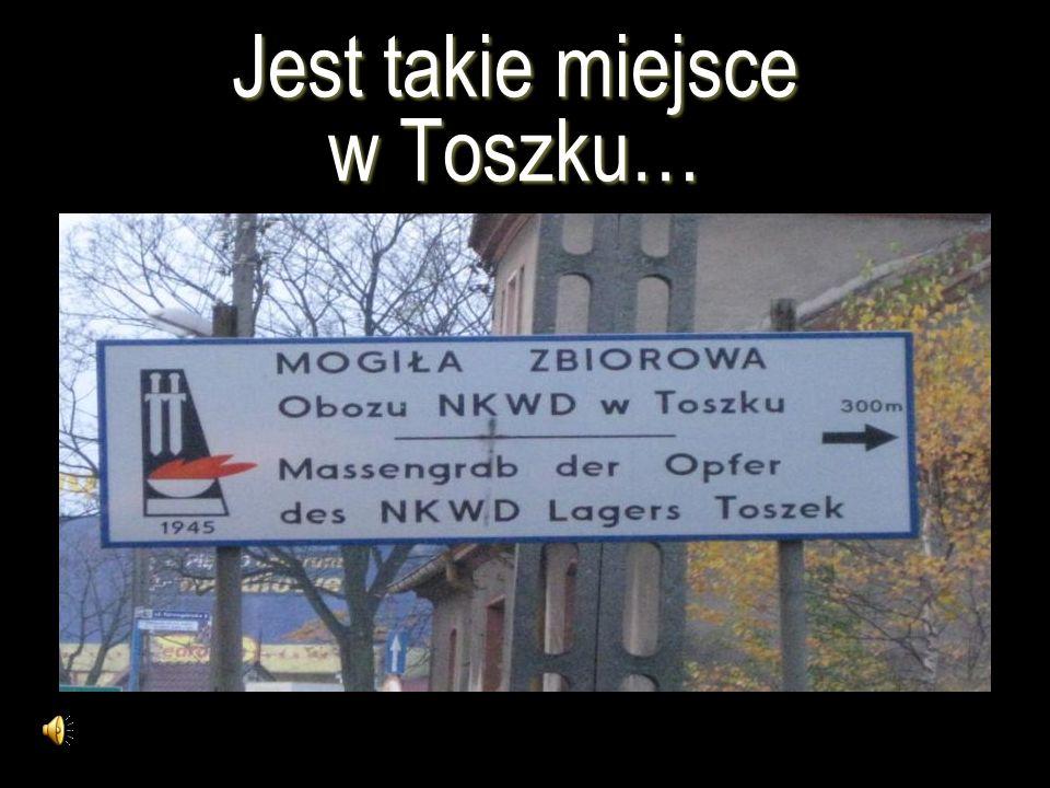 Obóz NKWD w Toszku