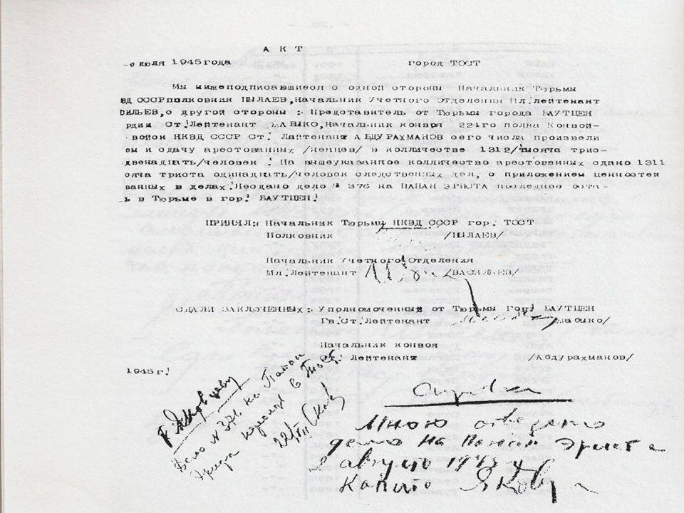 Mieszkańcy Toszka nie zapomnieli o ofiarach Obozu.