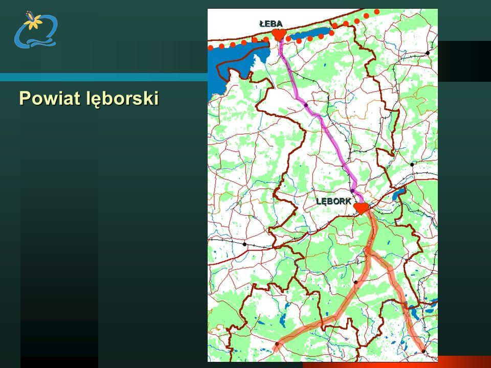 Powiat lęborski LĘBORK ŁEBA