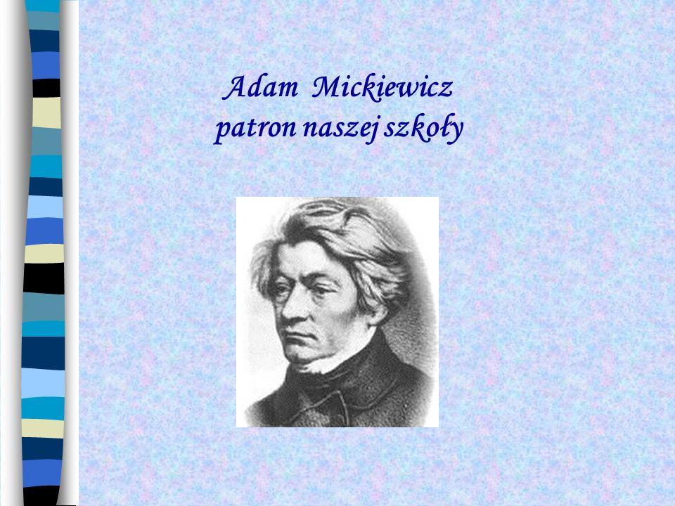 Walenty Wańkowicz Portret Adama Mickiewicza 1827-1828 Warszawa - Muzeum Narodowe