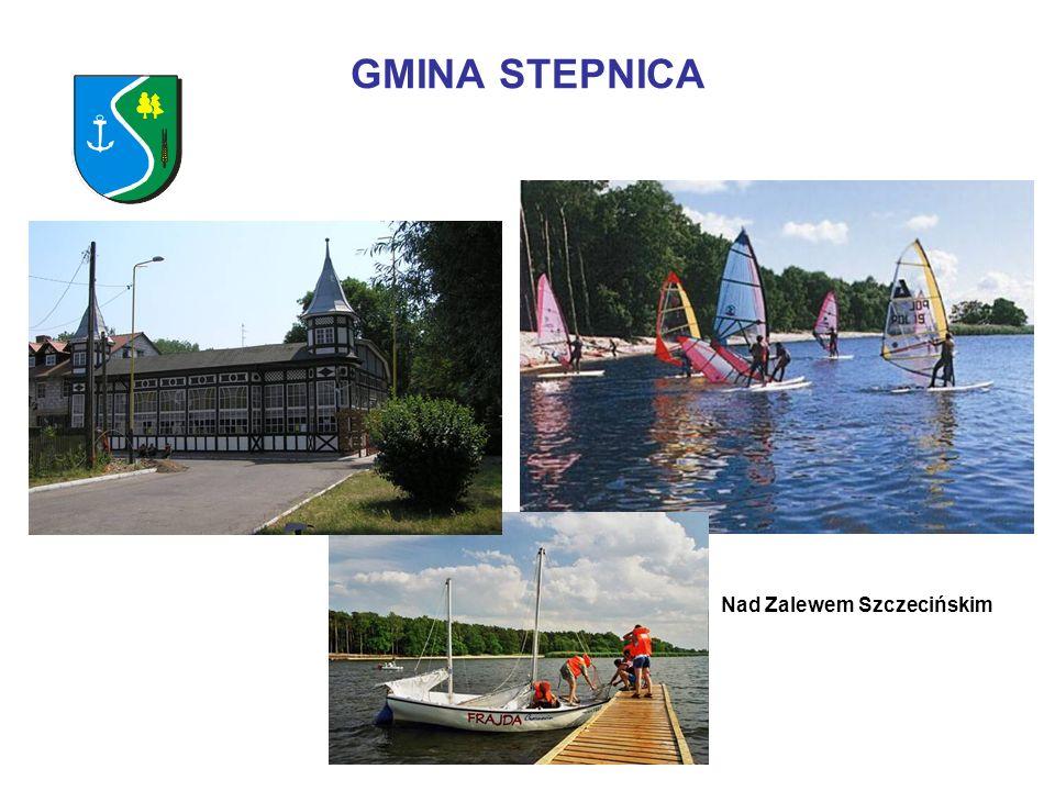 GMINA STEPNICA Nad Zalewem Szczecińskim