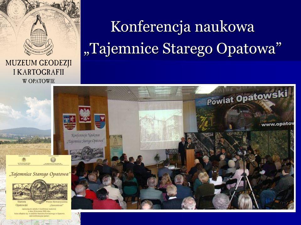 Konferencja naukowa Tajemnice Starego Opatowa