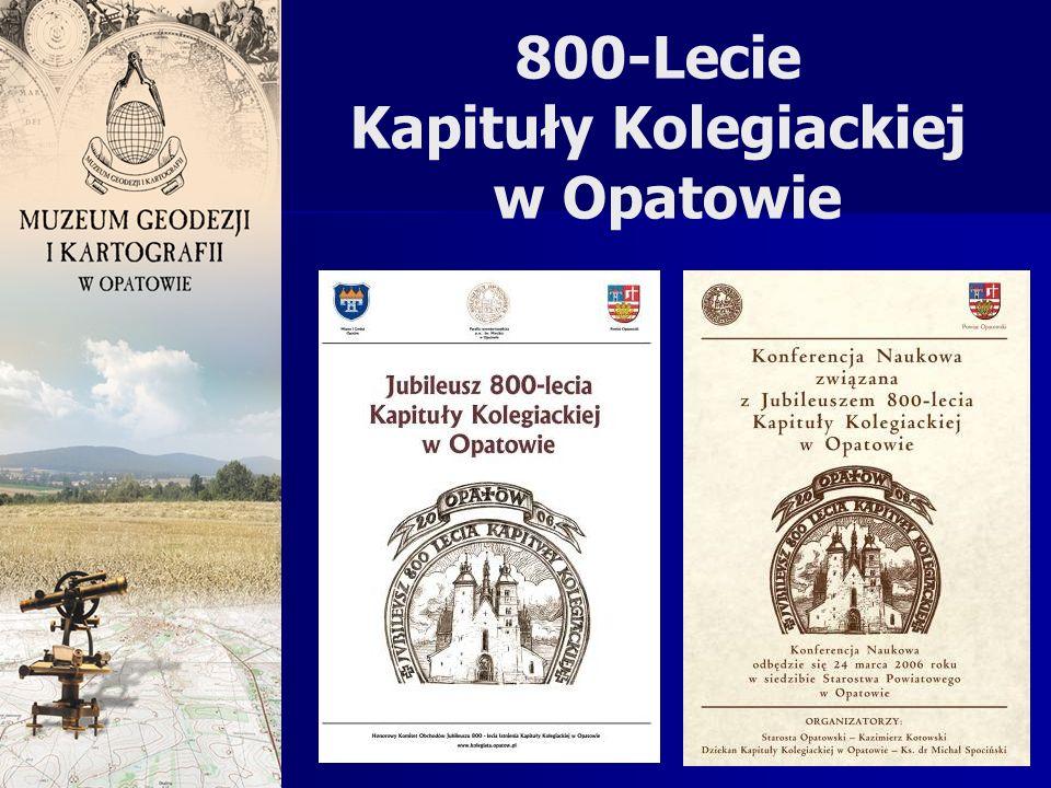 800-Lecie Kapituły Kolegiackiej w Opatowie