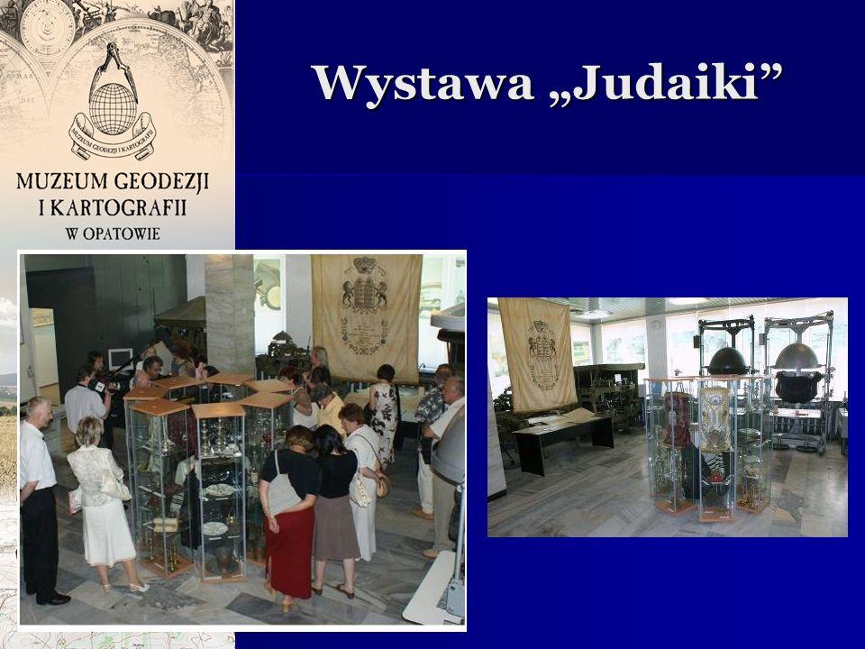 Wystawa Judaiki