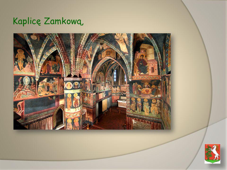 Kaplicę Zamkową,