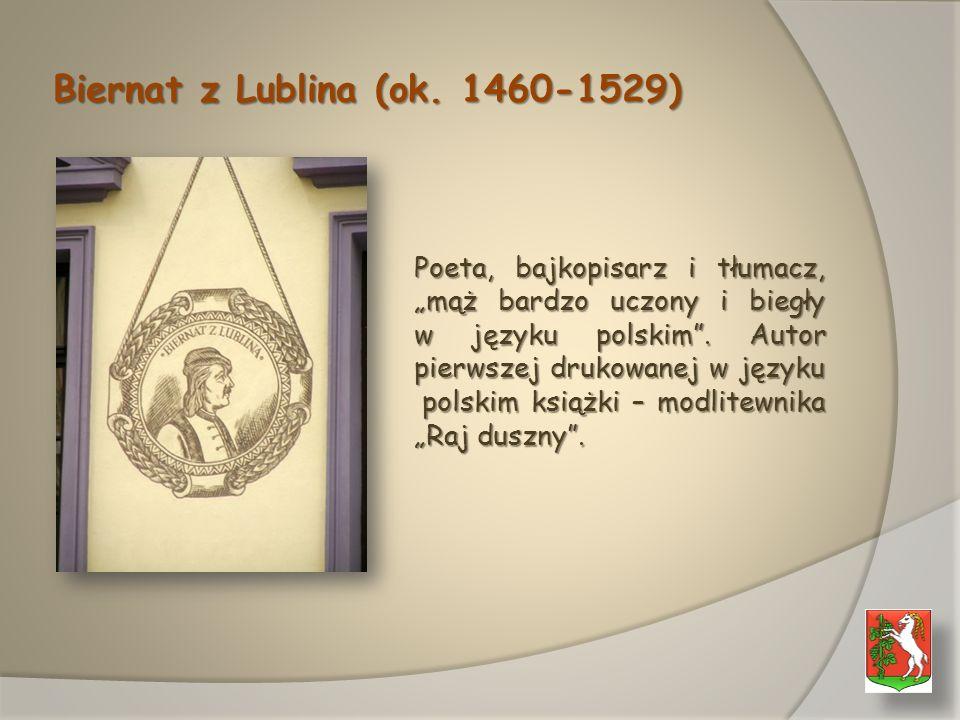 Biernat z Lublina (ok.