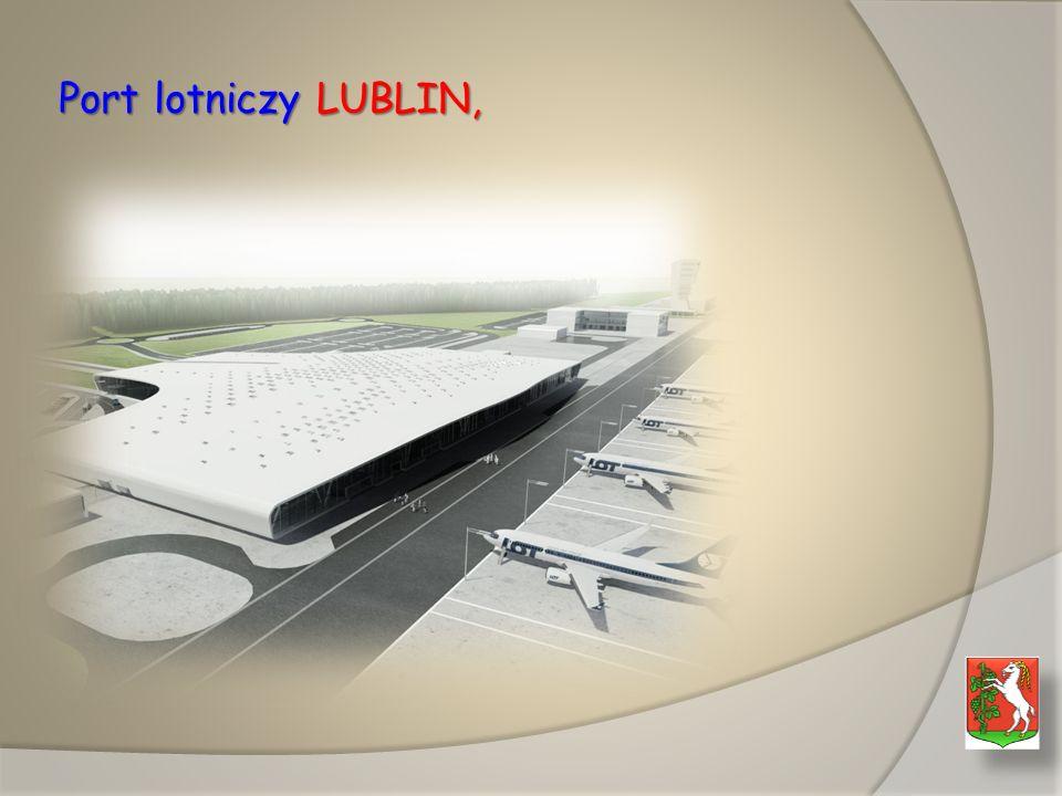 Port lotniczy LUBLIN,
