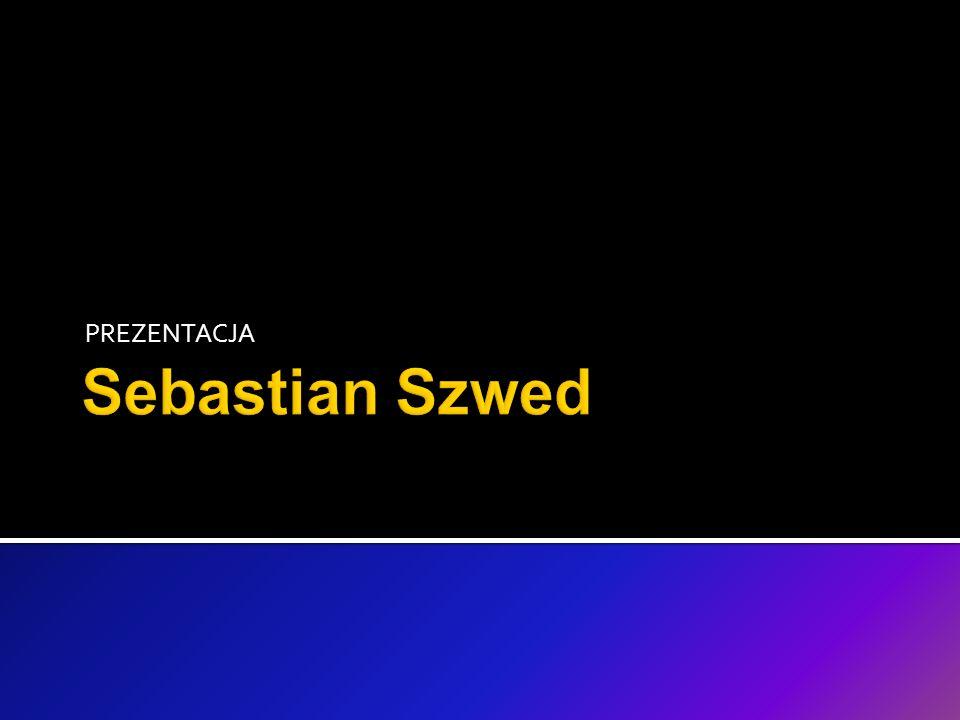 Nazywam się Sebastian i mieszkam w Krakowie od urodzenia.