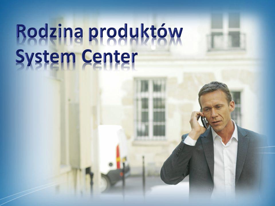 Zarządzanie: rodzina produktów System Center Bezpieczeństwo: rodzina produktów Forefront