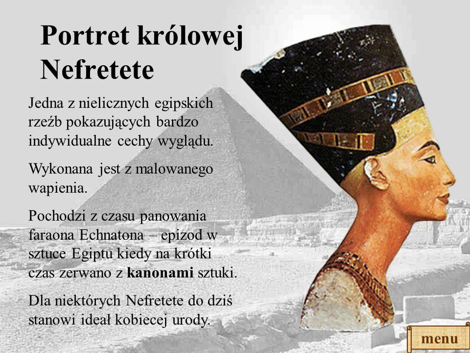 Maska Tuttenchamona Maska pierwotnie pokrywała głowę mumii w grobowcu faraona. Odkryta w 1922 roku wraz z grobowcem pochodzi z ok. 1325 r. przed naszą