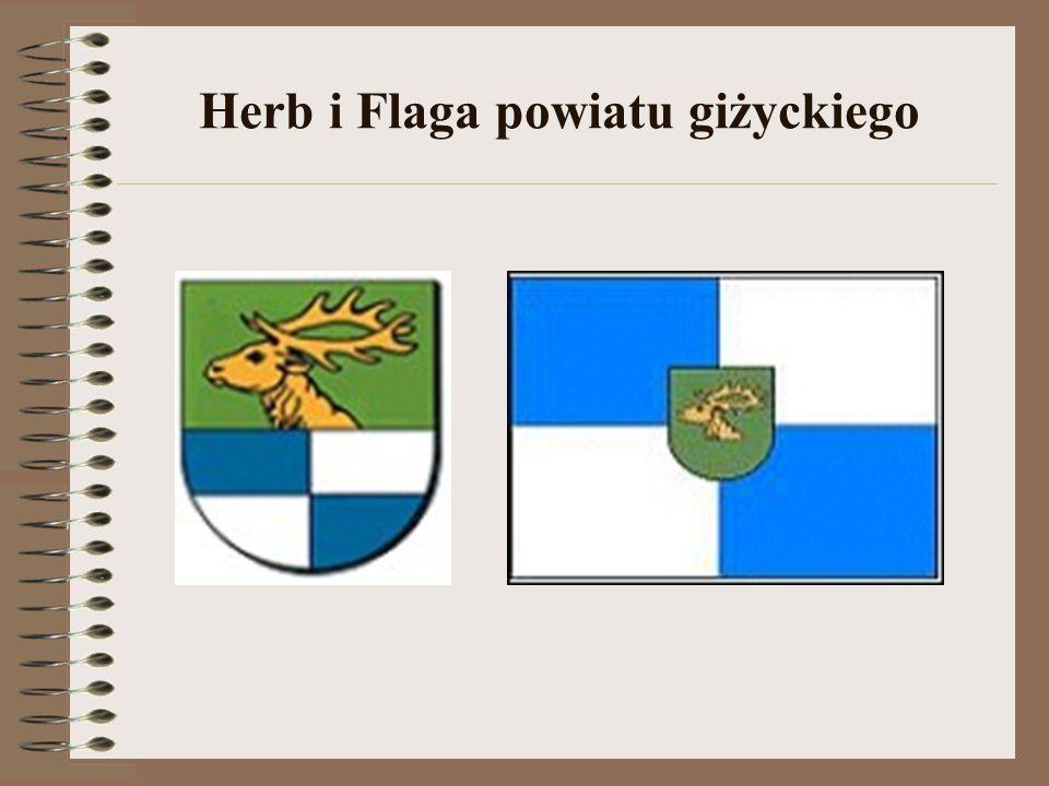Herb i Flaga powiatu giżyckiego