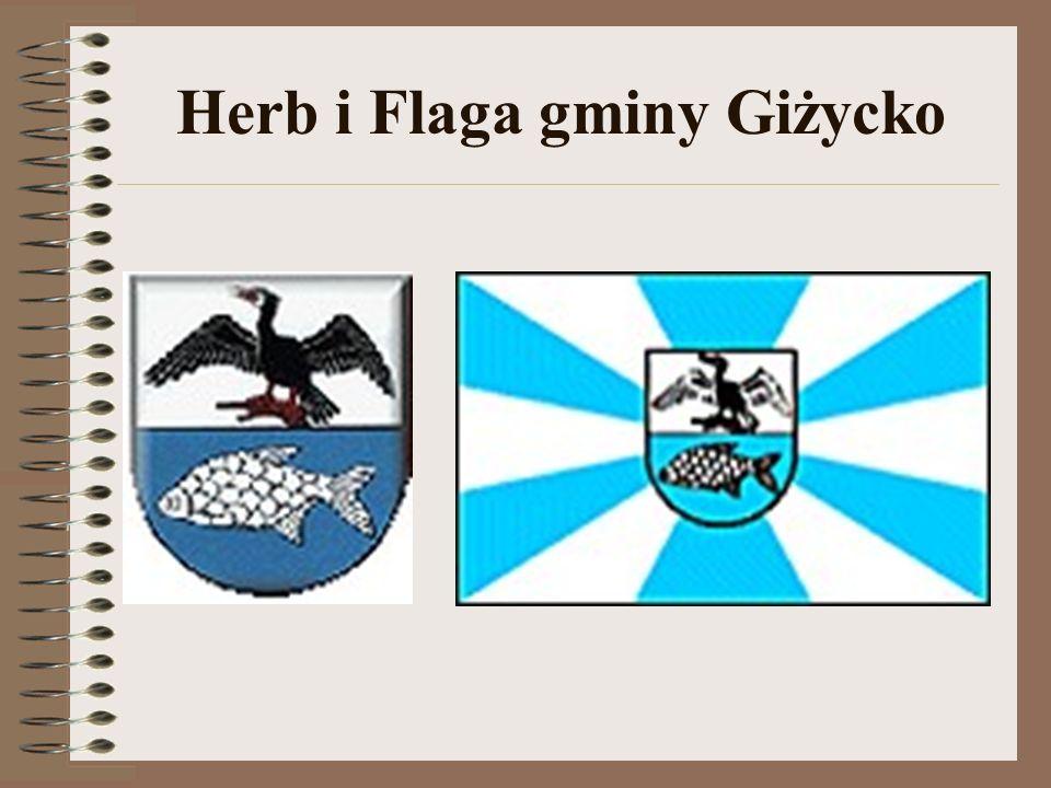 Herb i Flaga gminy Giżycko