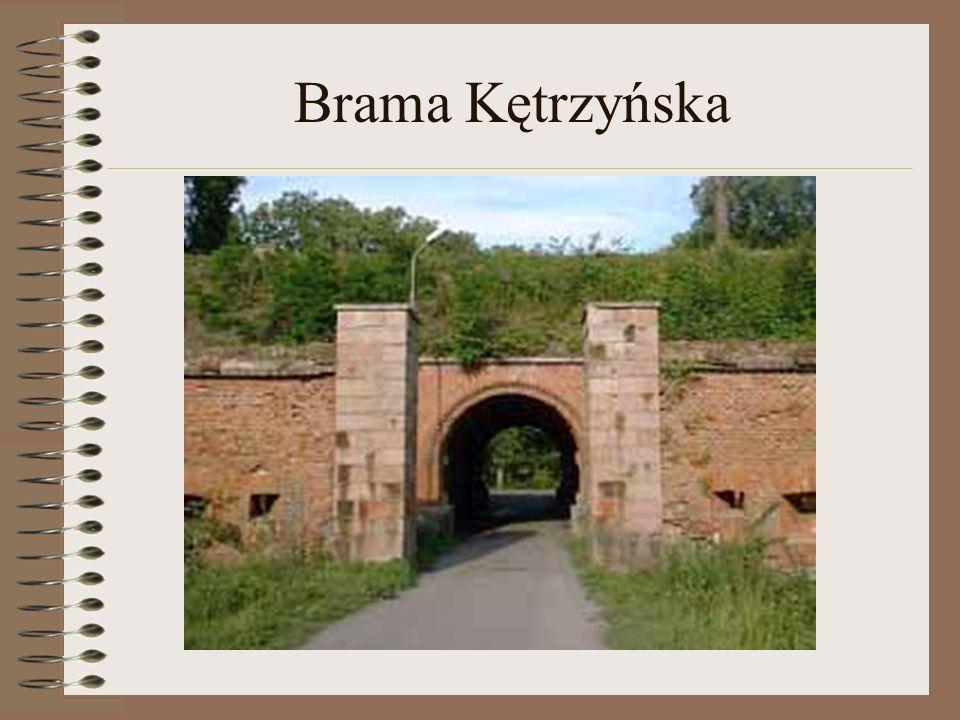 Brama Kętrzyńska